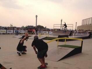 Evento também contou com a Copa Brasil de Street Skate