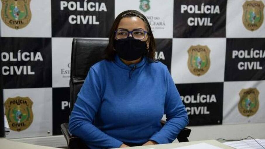 Ana Paula Barroso é delegada e relatou um episódio de racismo no Ceará