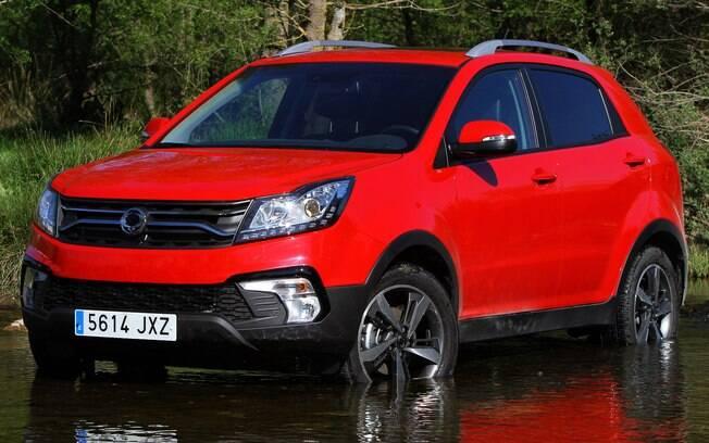 SsangYong Korando costuma ser esquecido entre as opções de SUVs diesel