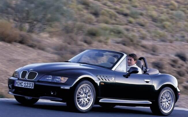 BMW Z3: roadster da marca alemã, fabricado nos EUA, vem com estilo arrojado com detalhes inspirados no clássico 507