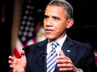"""Vigilância.  O presidente norte-americano, Barack Obama, disse estar """"reavaliando"""" a coleta de dados"""