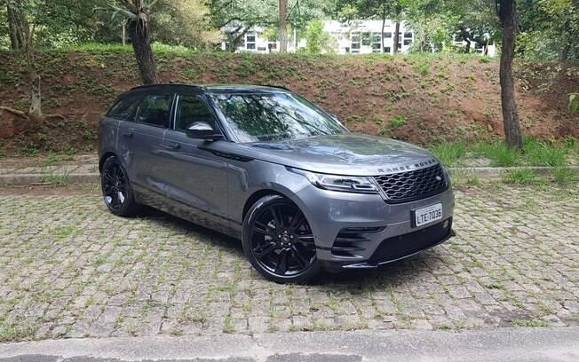 Range Rover Velar: esportividade e estilo arrojado foram levados a sério no SUV da marca inglesa