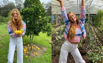 Marina Ruy Barbosa estaria em fazenda de deputado federal