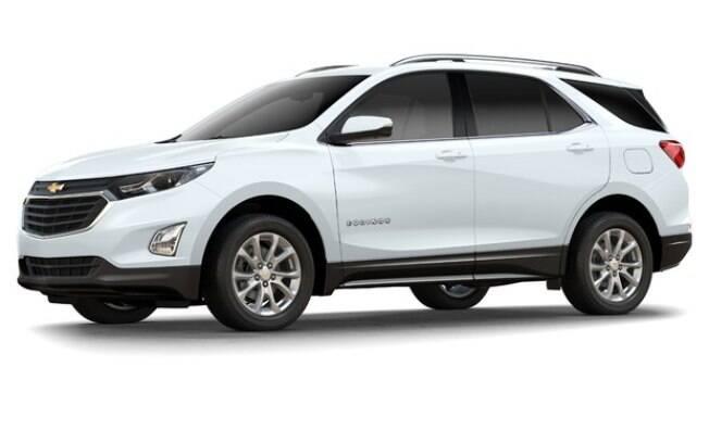 Chevrolet Equinox LT: tração apenas dianteira, rodas mais simples e menos itens para ficar mais em conta que o Premier