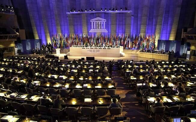 Estados Unidos já haviam cortado financiamento a Unesco pela entrada da Autoridade Palestina no órgão em 2011