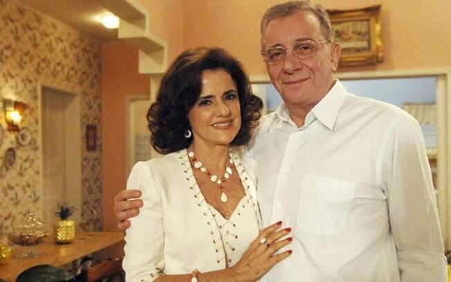 Marieta Severo e Marco Nanini em