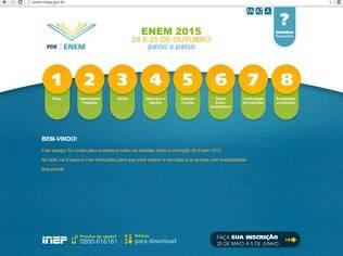 Mais de 9 milhões devem se inscrever para a edição deste ano do Enem