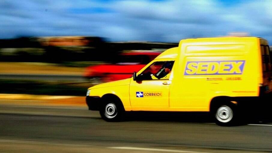 Serviço de entrega expressa nacional Sedex, o Fiat Fiorino é o modelo mais lembrado.