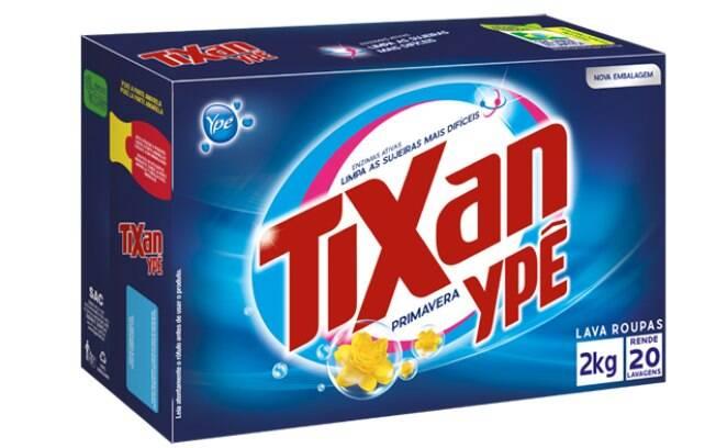 Tixan Ypê é notificada por dizer na embalagem de seu lava roupas que ação antimicrobiana pode matar o novo coronavírus