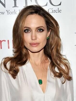 Angelina Jolie: o que será que perguntarão para a estrela?