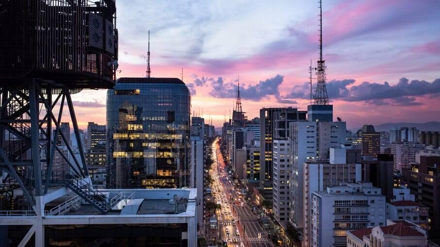 Previsão do tempo desta sexta-feira (30) em São Paulo