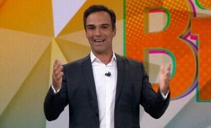 "Tadeu Schmidt tem prazo de validade no ""Big Brother Brasil"""