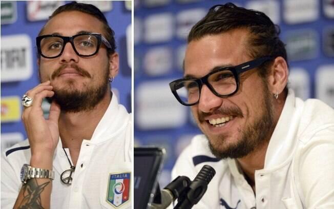 A Itália teve a coragem de não convocar o gatíssimo jogador Pablo Osvaldo. É justo isso?