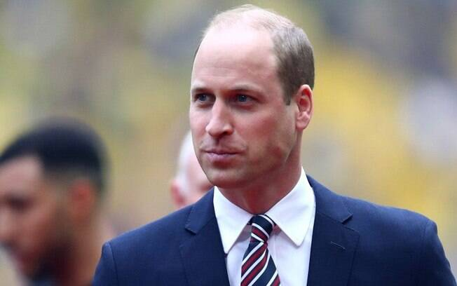 Príncipe William detona