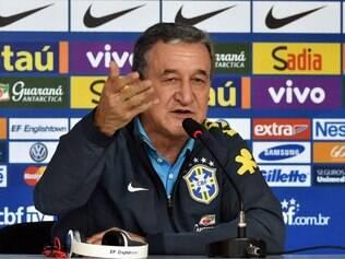 Para Parreira, carinho da população brasileira com a seleção permanece inabalável