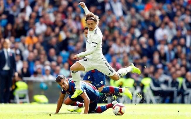 O time de Lopetegui atingiu o maior jejum de gols do Real Madrid