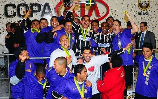 O Corinthians foi campeão da Copa do Brasil e do Campeonato Paulista em 2019, com destaque para as atuações de Ronaldo fenômeno