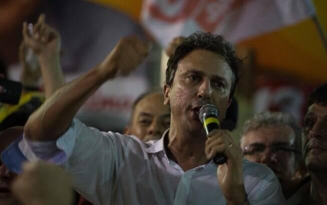 Camilo Santana (PT) ganhou a disputa no primeiro turno e se reelegeu como governador do estado do Ceará