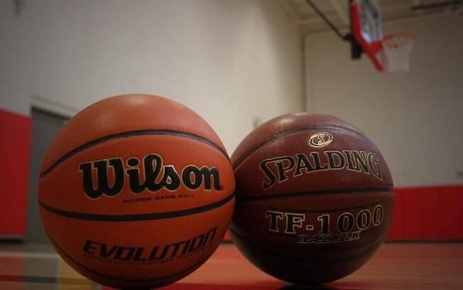 NBA troca a Spalding pela Wilson