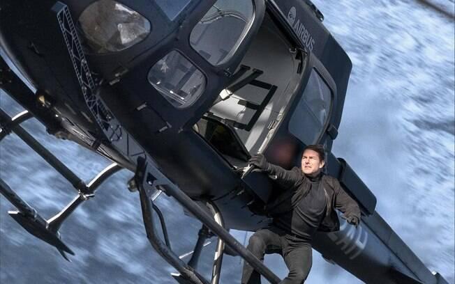 """Missão Impossível – Efeito Fallout """", tem uma das cenas mais importantes da história com Tom Cruise"""