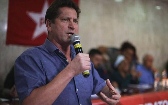Jilmar Tatto, candidato à Prefitura de São Paulo pelo PT