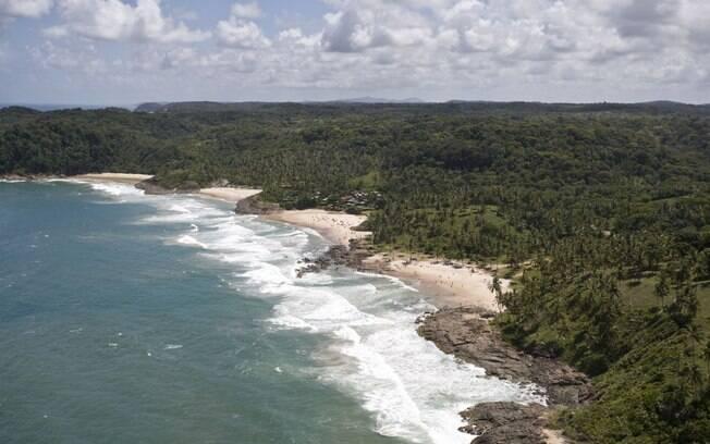 Itacaré tem praias adoradas pelos surfistas
