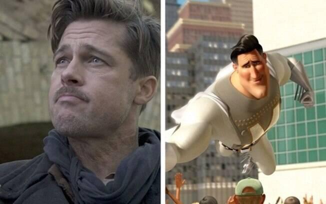 Brad Pitt – Metro Man (Megamente)