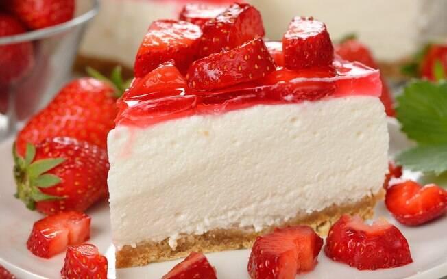 Se você abrir o forno antes da hora, o cheesecake desmonta
