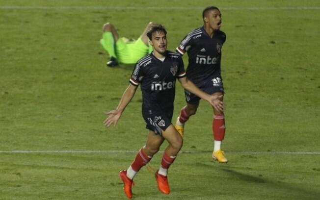 Igor Gomes marcou e decretou a vitória do São Paulo sobre o Goiás
