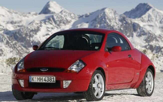 Ford StreetKa esportivo é um belo roadster com uma série de itens exclusivos e desempenho bem animador