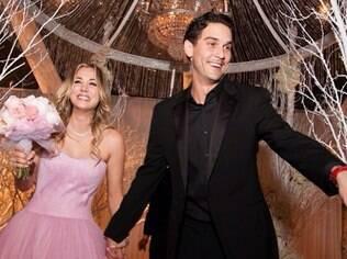 Casamento Kaley Cuoco com Ryan Sweeting