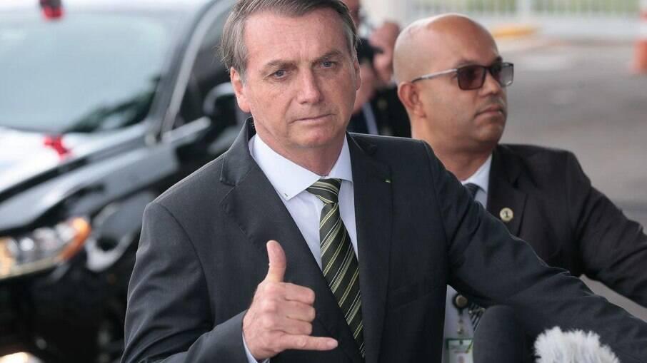 Bolsonaro é o presidente com maiores índices negativos na disputa da reeleição