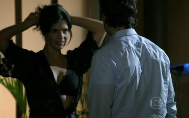 Helena Ranaldi em ''Em Família''