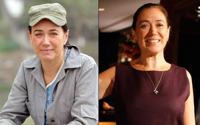 O antes e depois de Griselda