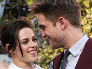 Kirsten Stewart e Robert Pattinson