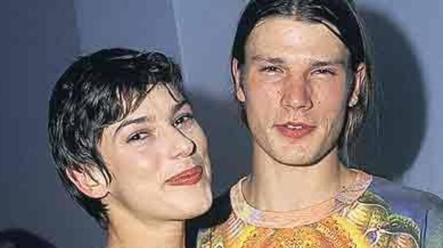 Maria Paula e Rodrigo Hilbert namoraram por dois anos