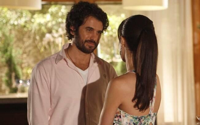 Eriberto Leão viverá Gabriel, interesse romântico de Manu, personagem de Marjorie Estiano
