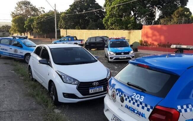 GM interrompe festa clandestina na Praia dos Namorados, em Americana