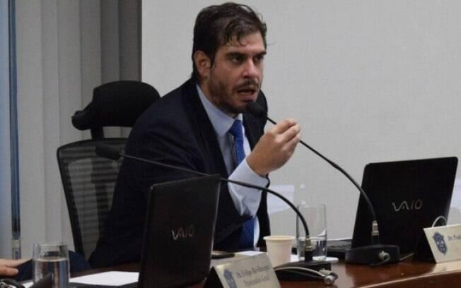 Paulo Salomão Filho, presidente do Superior Tribunal de Justiça Desportiva (STJD)