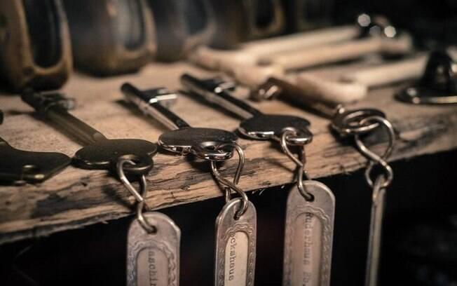 3 rituais com chave para abrir caminhos