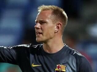 Com time B, Barça e Nice marcaram apenas dois gols de pênalti em toda a partida