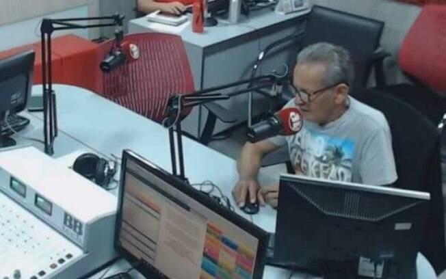 Comentarista Daniel Campelo foi demitido após declaração machista ao vivo
