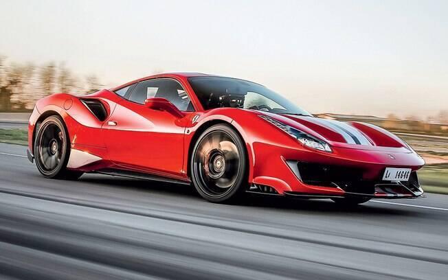 Ferrari 488 Pista: A última palavra da marca do