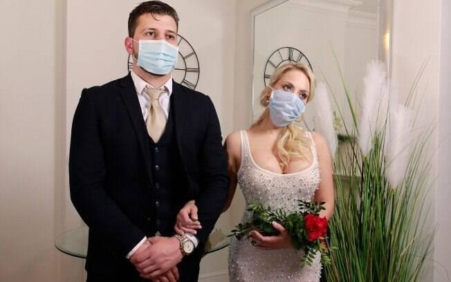 Casamento de Jessica Lopes