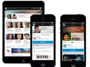LinkedIn reformula aplicativo gratuito para dispositivos móveis para dar ênfase no perfil do usuário e no que ele têm em comum com os demais