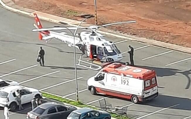 Morre homem que teve corpo queimado pela companheira em Hortolândia