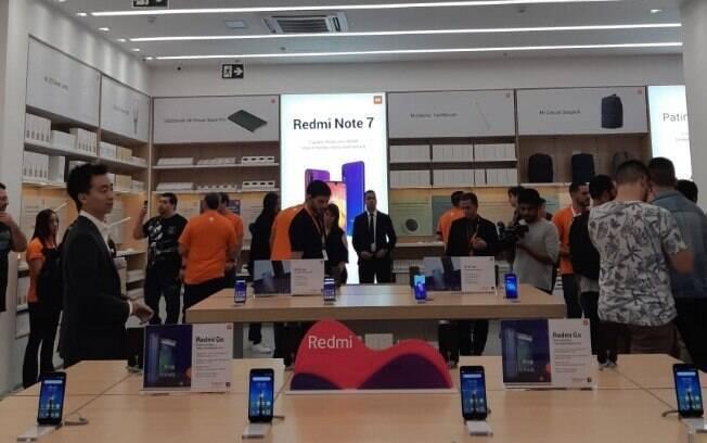 Com a loja da Xiaomi no Brasil, o consumidor poderá contar com segurança e suporte técnicos garantidos