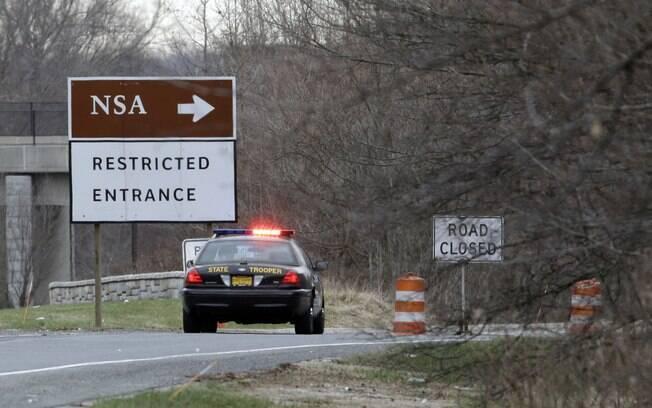 Tiroteio em frente à NSA mata uma pessoa nos EUA