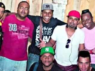 Anonimato do Samba. Grupo já abriu shows de grandes nomes como Jorge Aragão e grupo Raça Negra