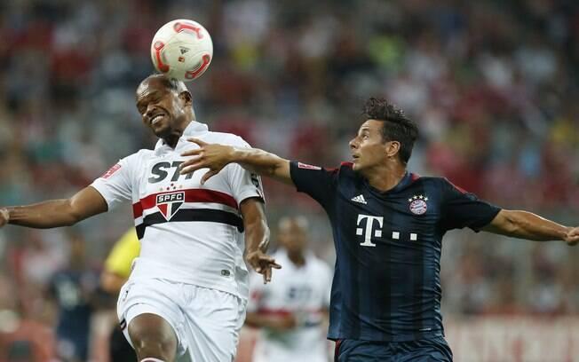 São Paulo joga contra Bayern de Munique na  Copa Audi
